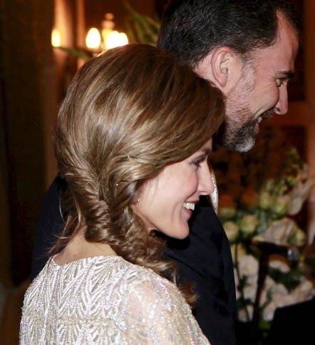 La trenza deshecha de la Princesa de Asturias en Israel