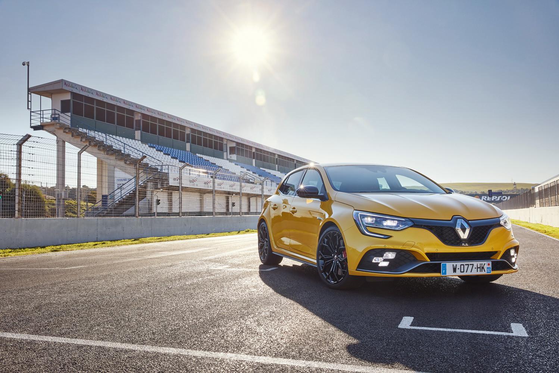 Foto de Renault Mégane R.S. 2018, toma de contacto (26/129)