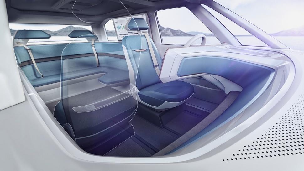 Foto de Volkswagen BUDD-e concept (25/30)