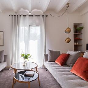 Puertas abiertas: una vivienda para disfrutar cada centímetro, por Coblonal