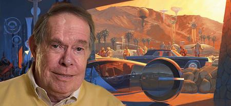Muere Syd Mead, creador de los mundos más fascinantes del cine de ciencia ficción: 'TRON', 'Blade Runner', 'Aliens' y muchos más
