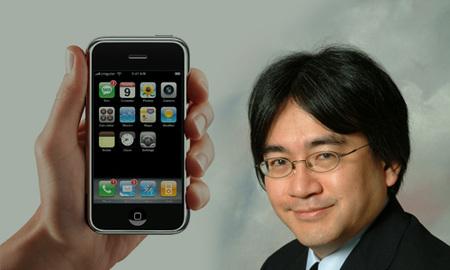 El iPhone no puede ser igual de apreciado que una Nintendo DS, según Iwata claro
