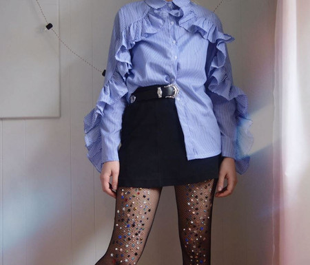 Medias Rejilla Fishnet Tights Lirika Matoshi3