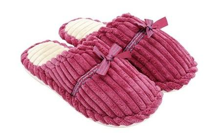 Zapatillas Felpa