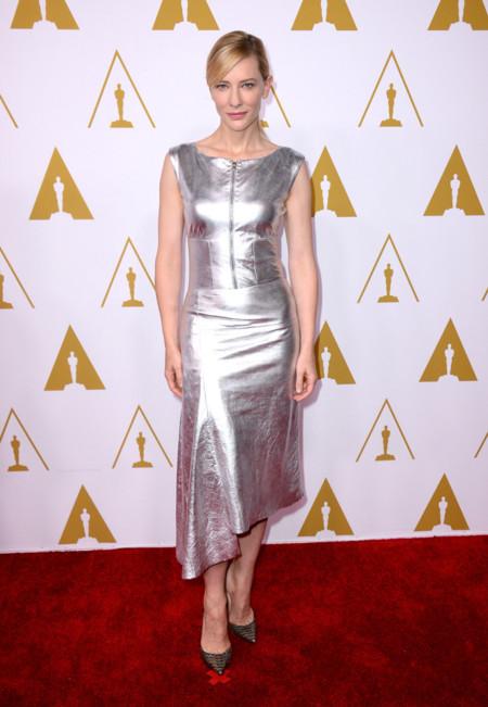 Cate Blanchett Oscar nominados almuerzo