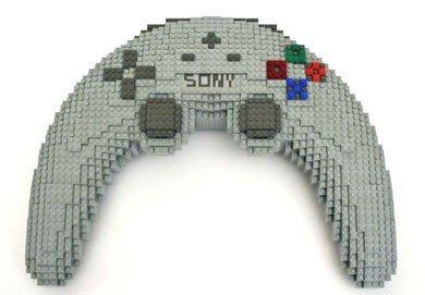 LEGO hasta en la sopa