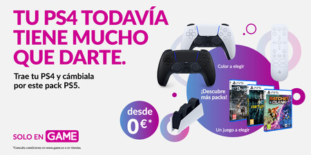 Nuevo Pack Ps5
