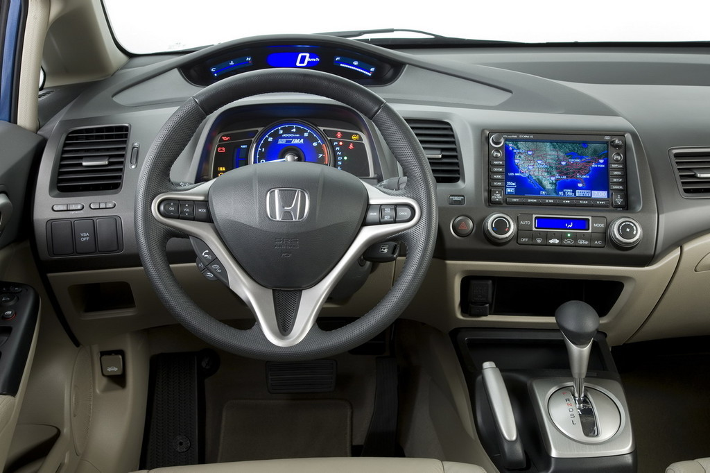 Foto de Honda Civic Hybrid 2009 (11/24)