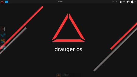 Drauger OS es una distro Linux enfocada en gaming y nada más