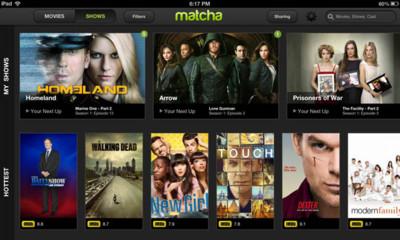 Mas pruebas de que el televisor de Apple está ahí, Apple adquiere Matcha.tv