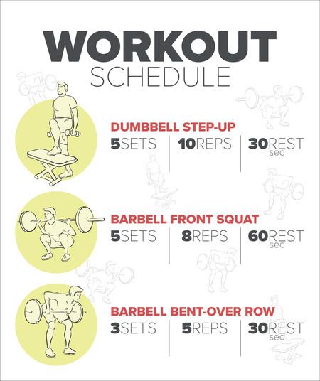 ejercicios basicos para bajar de peso