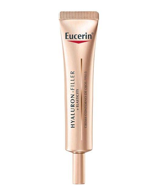 Contorno Ojos Hyaluron Filler Elasticity 15 ml Eucerin