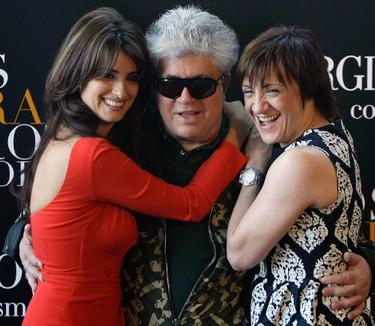 Penélope Cruz vuelve a España a promocionar 'Los Abrazos Rotos'