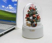 Arbol de navidad por USB, un buen detalle