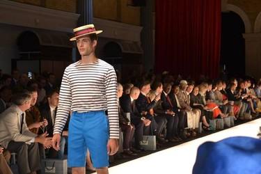 Hackett London nos demuestra que los años 60 seguirán estando de moda la próxima primavera-verano 2014