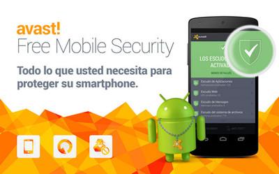 Avast Mobile Security se actualiza, ahora más estable y con nuevo diseño