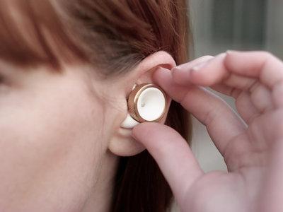 Estos tapones quieren convertirse en el control de volumen de nuestros oídos