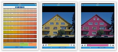 Colorix, una app para iPhone, iPod y iPad que juega con el color