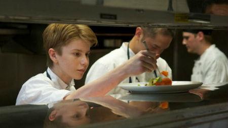 El niño prodigio que cocina para los famosos