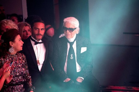 El mundo de la moda y el espectáculo se despide de Karl Lagerfeld haciendo hincapié en su generosidad y amabilidad