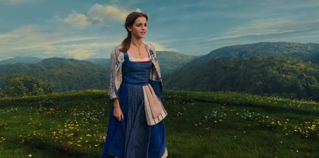 Emma Watson en la película