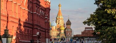 Espectacular timelapse del verano en Moscú