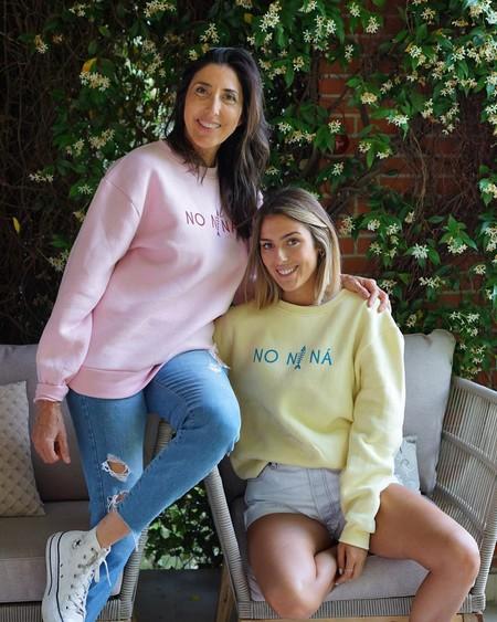 No ni ná: Paz Padilla y su hija Anna Ferrer, a tope con su marca de ropa 'pijippie'