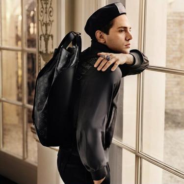 Elegante, sofisticado y moderno: así protagoniza Xavier Dolan la campaña otoño-invierno 2016/2017 de Louis Vuitton
