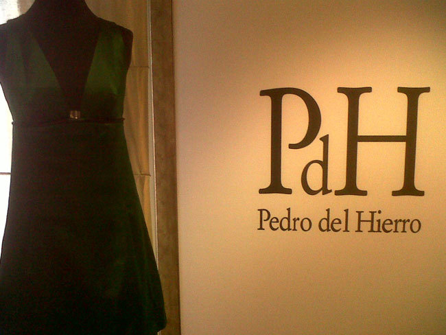 Foto de Avance Primavera-Verano 2012 de Pedro del Hierro: la colección de las actrices (31/35)