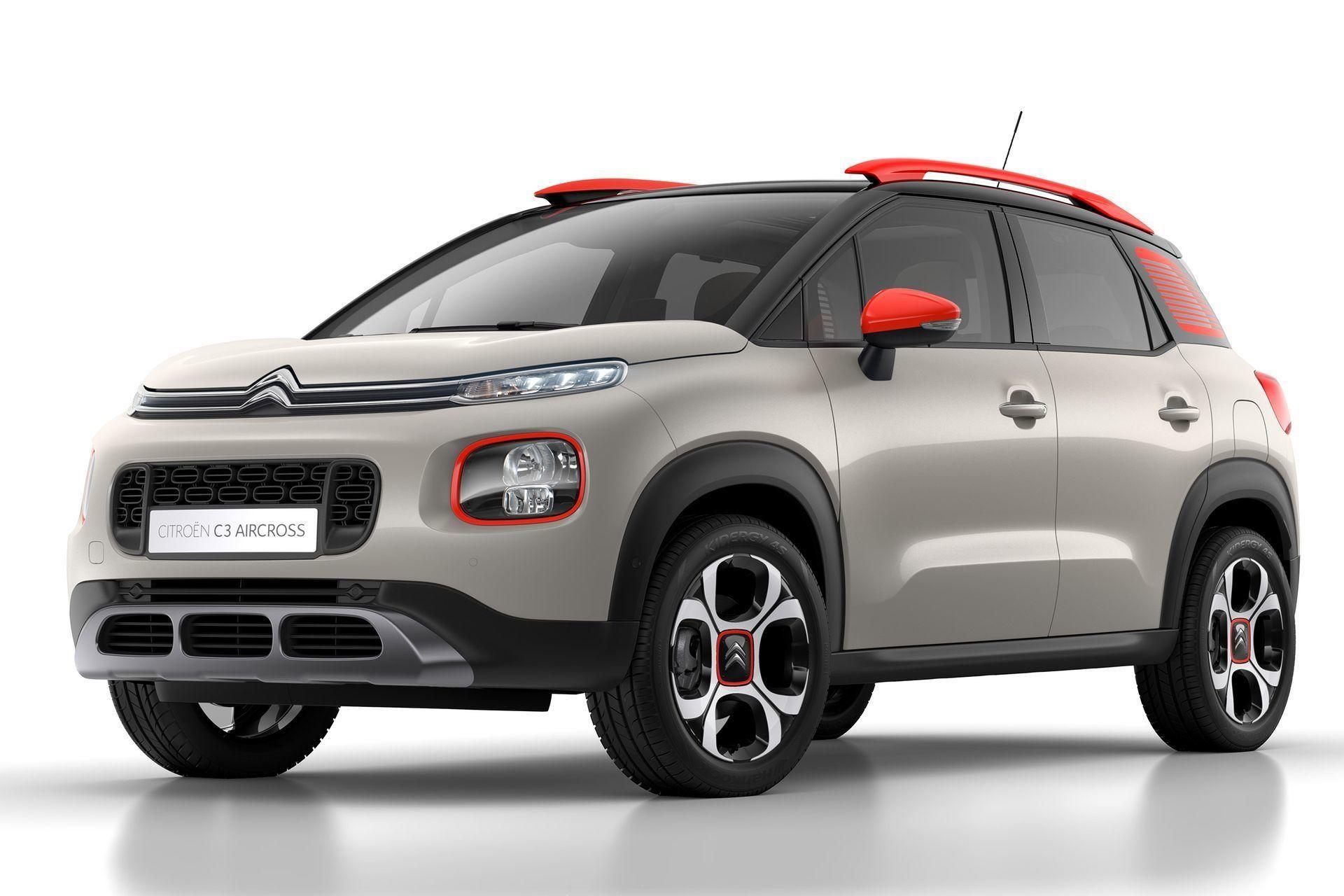 Foto de Citroën C3 Aircross (7/11)