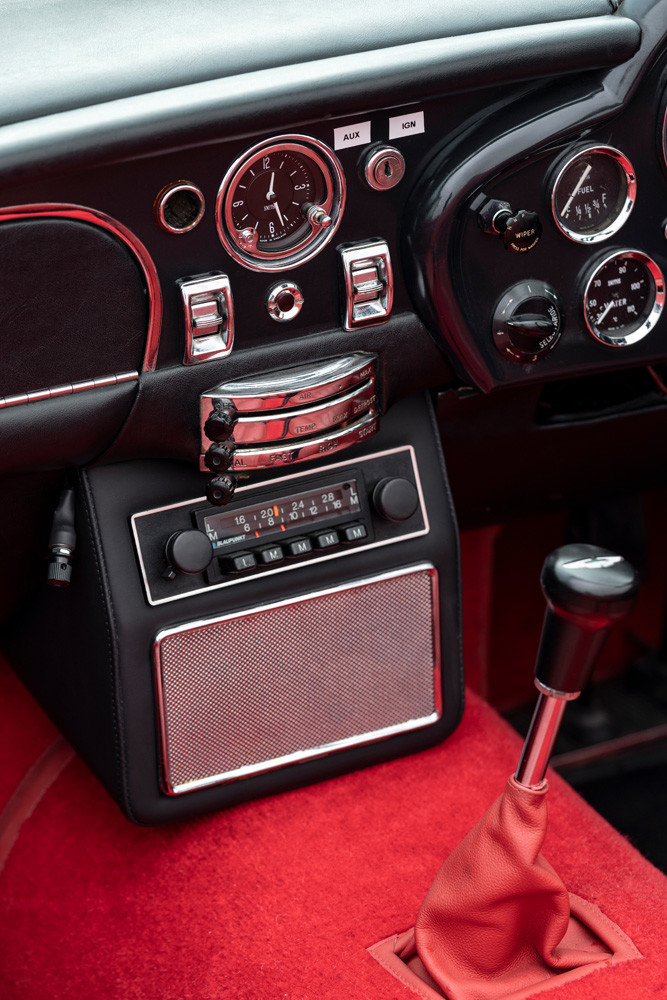 Foto de Aston Martin Heritage EV Concept (14/16)