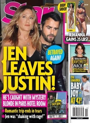 Lo que le faltaba ya a Jennifer Aniston