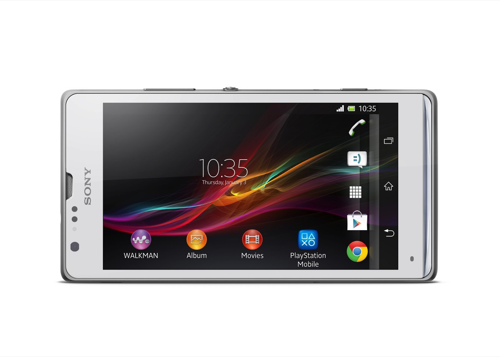 Foto de Sony Xperia SP, imágenes oficiales (3/12)