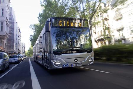 Las luces diurnas ya son obligatorias para camiones y autobuses nuevos