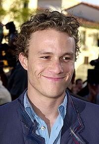 Heath Ledger será el Joker en la secuela de 'Batman Begins'