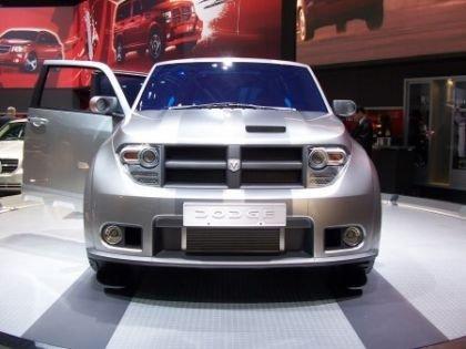 Presentación Dodge Hornet Concept en el salón de Ginebra