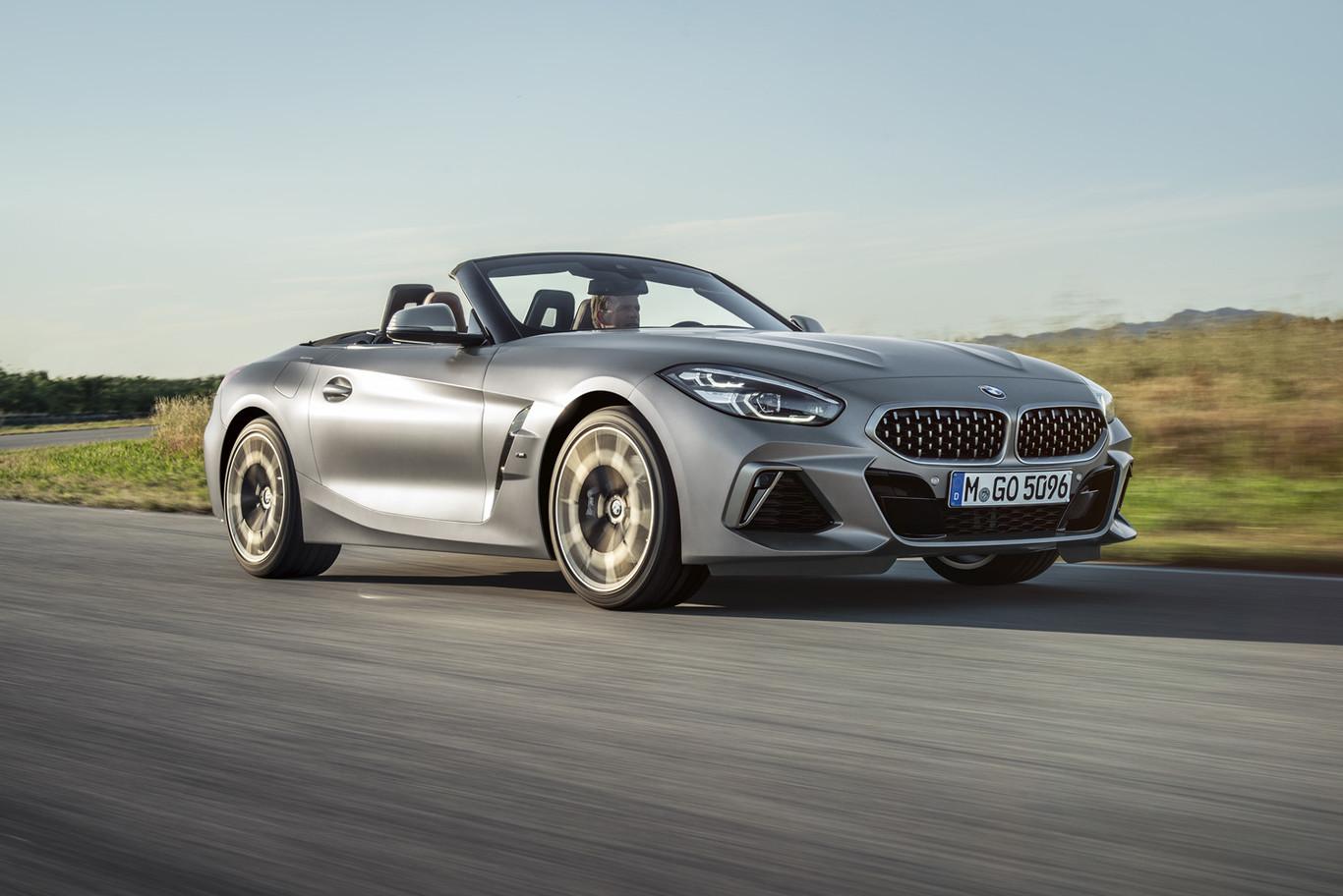 BMW detalla la gama del BMW Z4 2019: tres motores de gasolina, mucha tecnología e innumerables opciones