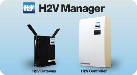 H2V Manager, recarga cómoda en casa para los PHEV y EV