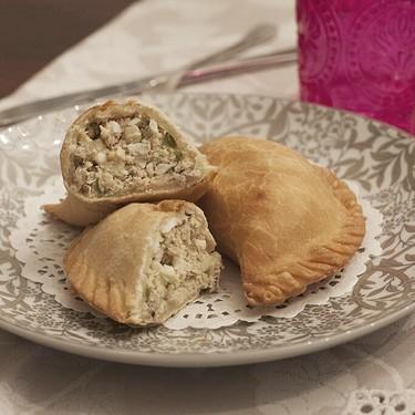 Empanadillas de carne picada: receta paraguaya