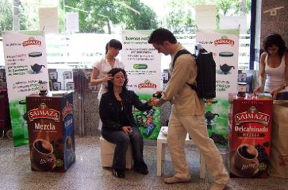 Cafeterapia en los supermercados
