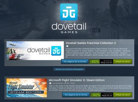 Dovetail Games Ofertas