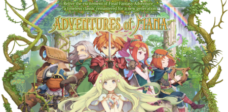 Adventures of Mana, el gran remake de Mystic Quest y Final Fantasy Adventure llega a Android