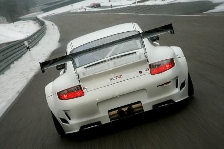Porsche estrenará arma para GT2 en la ALMS