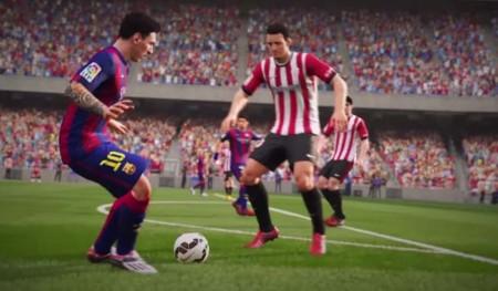 Messi nos enseña los regates sin balón para FIFA 16