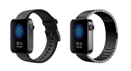 Xiaomi ya prepara una segunda versión del Xiaomi Mi Watch, según las últimas filtraciones