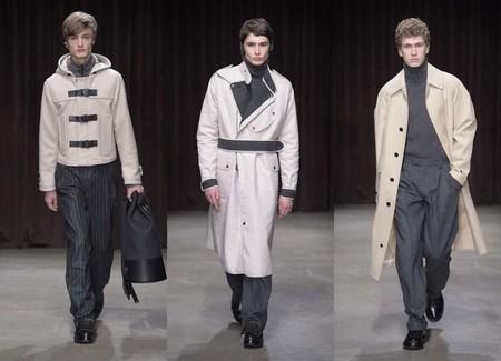 Hugo Boss Fall Winter 2017 New York Fashion Week 3
