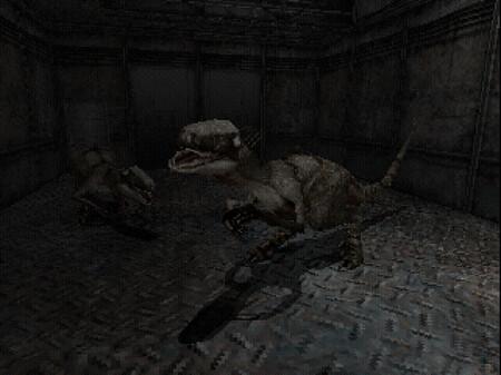 ¿Velociraptors con gráficos de PSOne? Compound Fracture es el título con estética retro que pretende rememorar a Dino Crisis