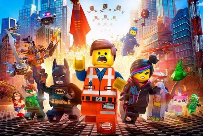 Resultado de imagen de LA LEGO PELICULA