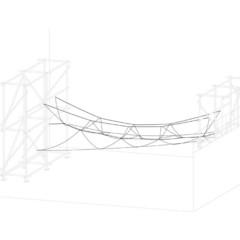 Foto 2 de 10 de la galería puente-con-drones-y-cuerdas en Xataka