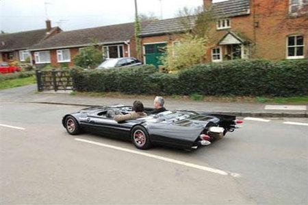 The Flatmobile